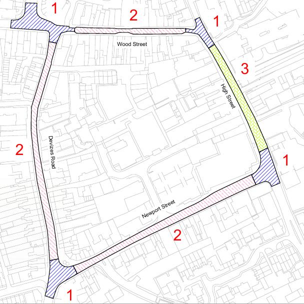 diagram of road scheme